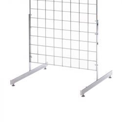 "24"" Rectangular Leg For Grid Mesh - Pairs"