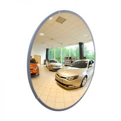Convex Glass Security Mirror 600mm Diameter