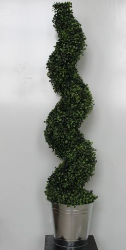 Artificial Spiral Tree - 120cm