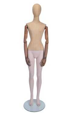 Standing Female Mannequin - Moveable Arms
