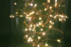 Copper Wire LED Fairy Lights 2 Metre