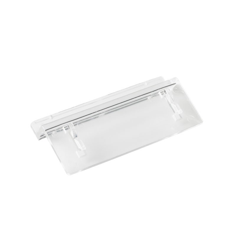 BRACKET FOR LEAFLET DISPENSERS