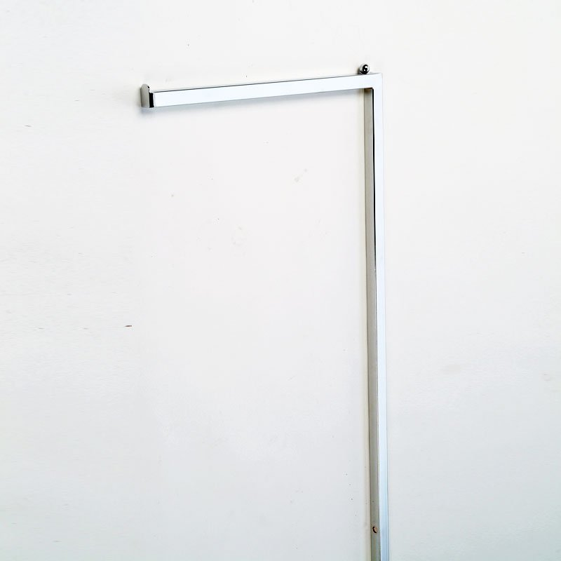 STRAIGHT SQUARE ARM (ONLY) - CHROME