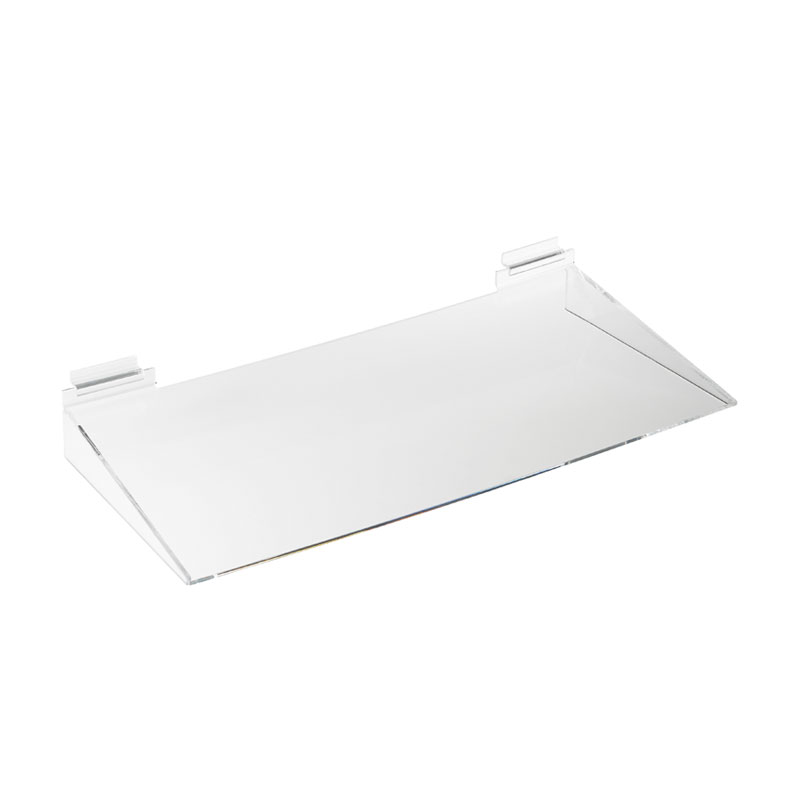 HB1002013 - 600mm Wide - Flat Shelf For Slatted Wall