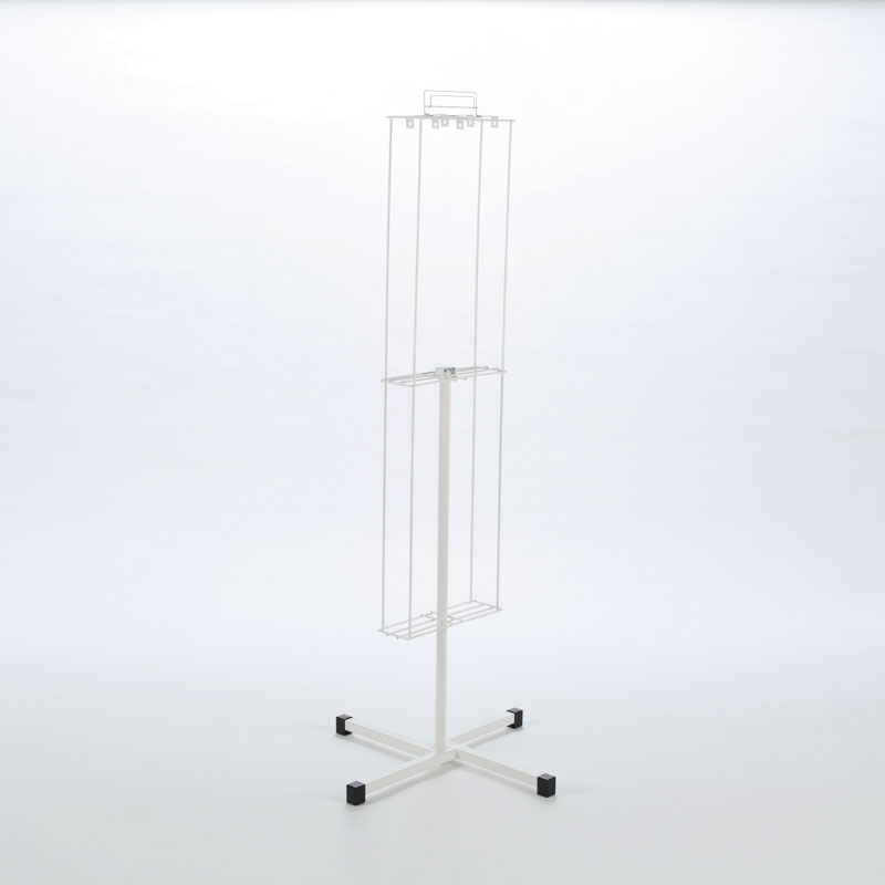 CC-2 - 2 SIDED CAROUSEL CORES - WHITE
