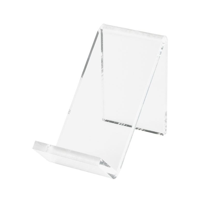 ACRYLIC BOOK/PHONE STAND - 55MM X 80MM