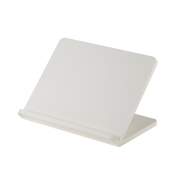 TABLET DISPLAY STAND - WHITE