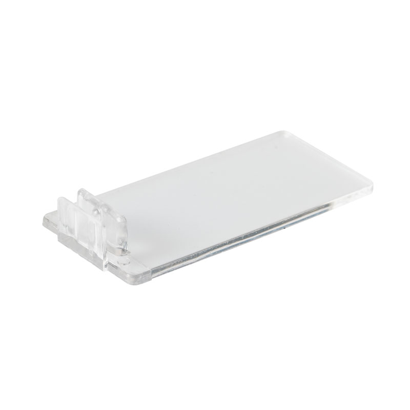 HWC141 - SMALL CLEAR PLASTIC HOLDERS