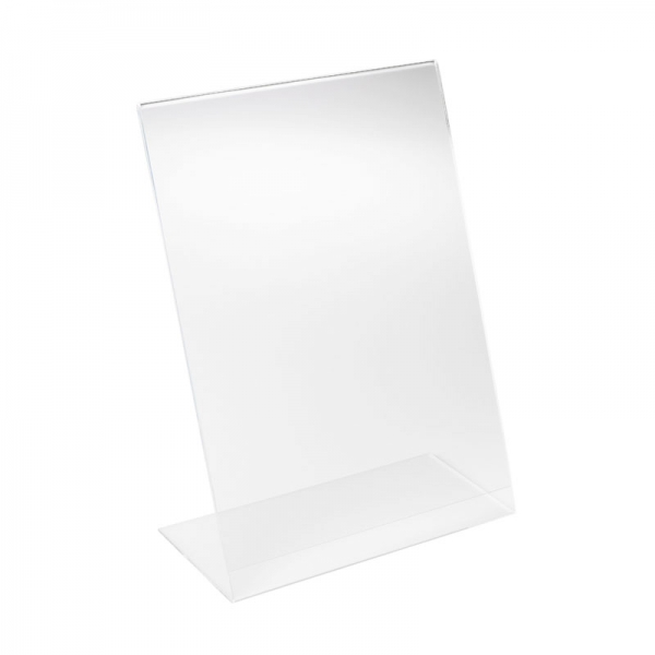A4 - FREE STANDING LEAFLET/MENU DISPLAY