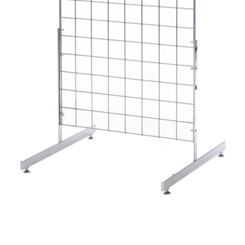 "MGS-24RL - 24"" Rectangular Leg For Grid Mesh - Pairs"