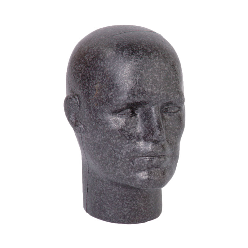 HH-1BK - Henry Head Foam Head 260mm Height- Black