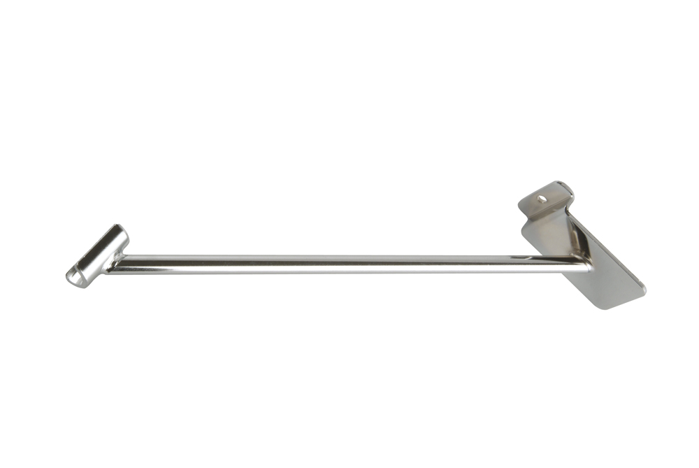 HB1004254 - HANGING RAIL SUPPORT ARM - CHROME PLATED