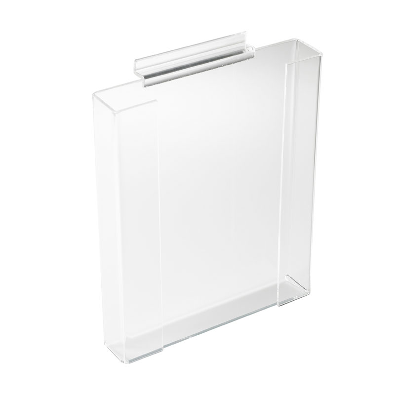 HBA-11B - A5 Leaflet Dispenser For Slatted Panel