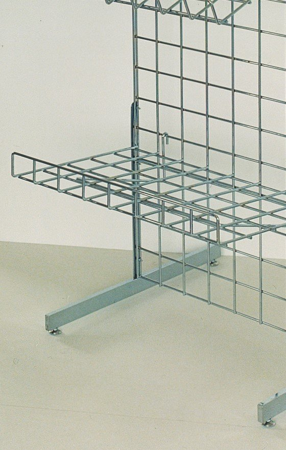 "HB1002993 - Flat Shelf 15"" X 24"" To Fit Mesh Wall"
