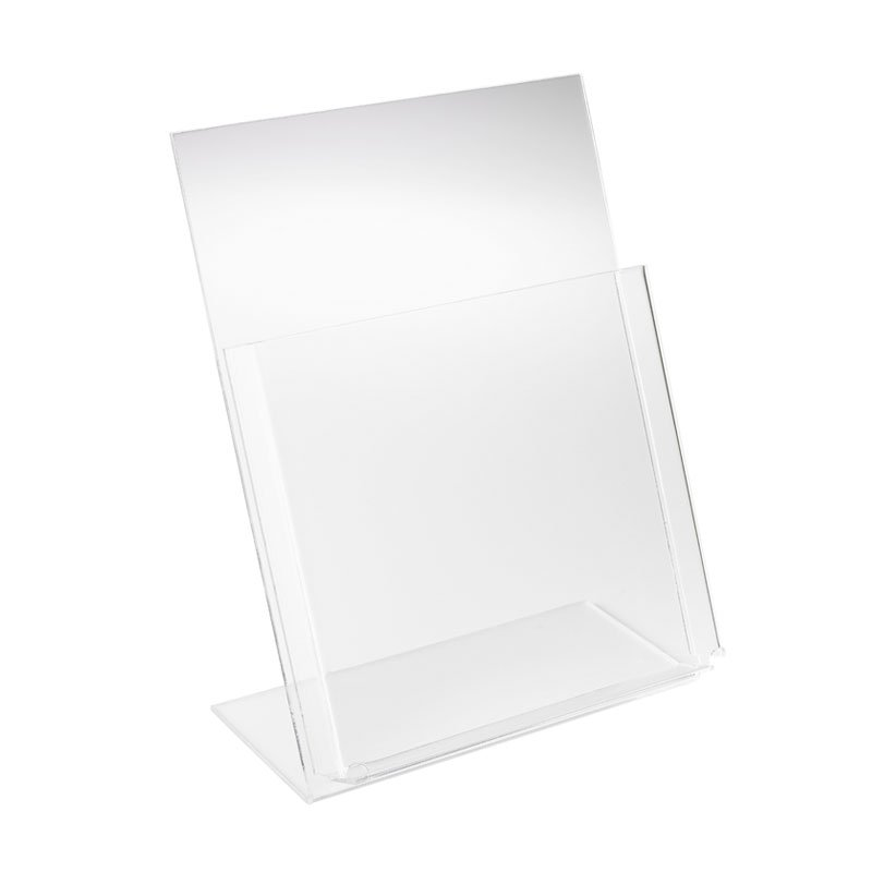 HB1002029 -  A5 Leaflet Dispenser Clear Acrylic