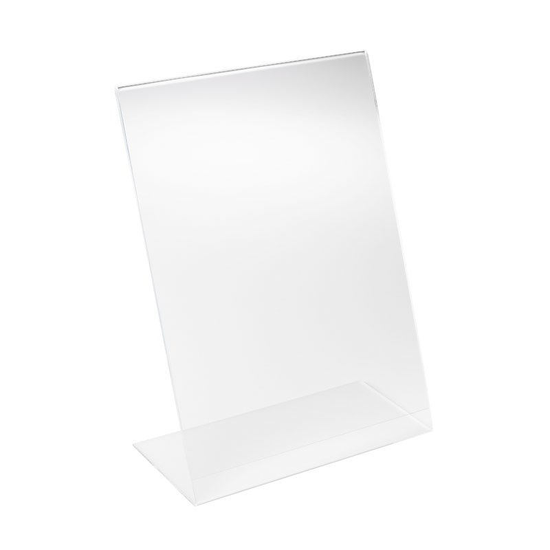 A6 - FREE STANDING LEAFLET/MENU DISPLAY