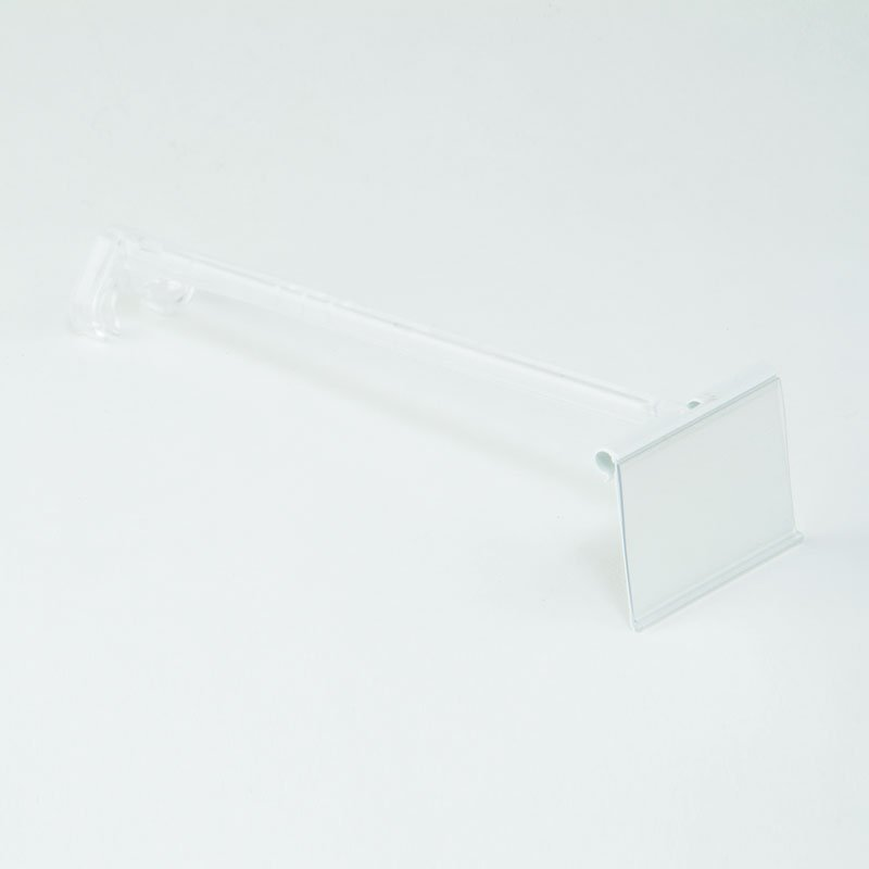 HB1003778 - 350mm Overhead Ticket Carrier For Euro Hooks