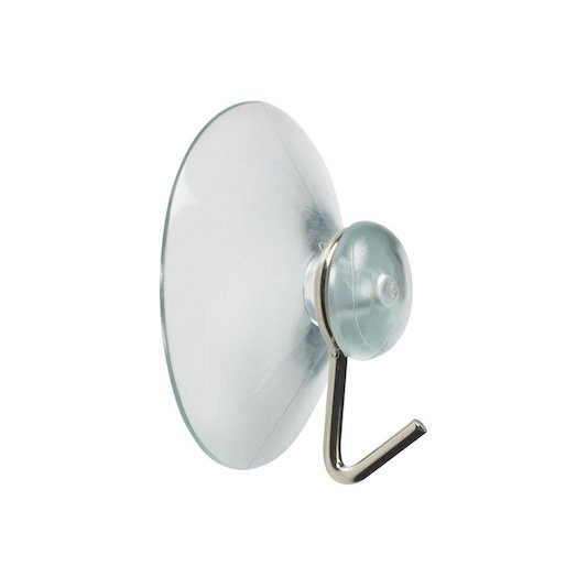 Window Hook Suction Cup 40mm with Metal Hook
